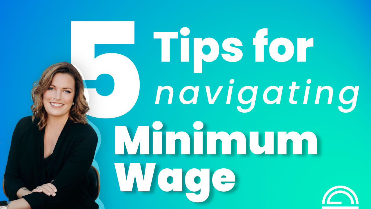 Hannah Genton's Portrait with 5 Tips for Minimum Wage Law